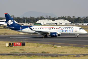 XA-ALP - Aeromexico Connect Embraer ERJ-190 (190-100)