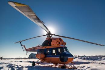 RA-14096 - DOSAAF / ROSTO Mil Mi-2