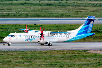 F-WWED - Garuda Indonesia Explore ATR 72 (all models)