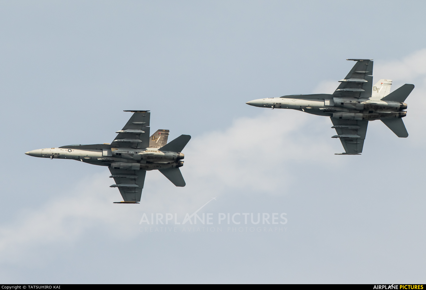USA - Marine Corps 165685 aircraft at Iwakuni MCAS