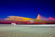 D-ALEJ - DHL Cargo Boeing 757-200 aircraft
