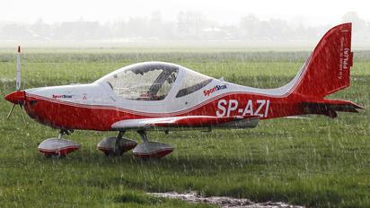 SP-AZI - Aeroklub Ziemi Jarosławskiej Evektor-Aerotechnik SportStar RTC