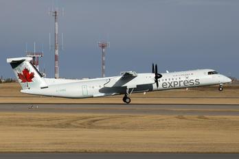 C-GGNZ - Air Canada Express de Havilland Canada DHC-8-400Q / Bombardier Q400