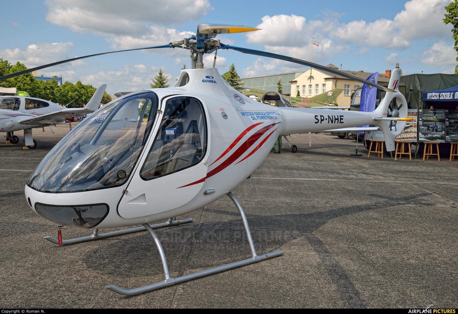Wyższa Szkoła Oficerska Sił Powietrznych SP-NHE aircraft at Bydgoszcz - Szwederowo