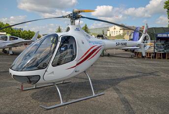 SP-NHE - Wyższa Szkoła Oficerska Sił Powietrznych Guimbal Hélicoptères Cabri G2