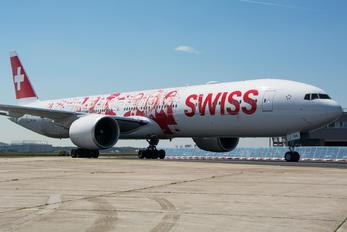 HB-JNA - Swiss Boeing 777-300ER