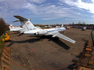 CCCP-65663 - Aeroflot Tupolev Tu-134A