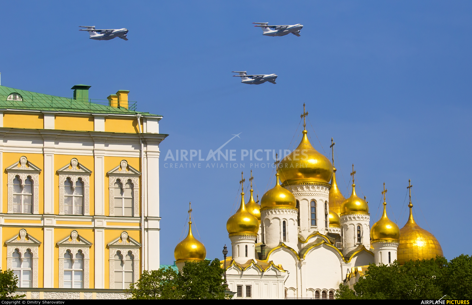 Russia - Air Force RF-78795 aircraft at Off Airport - Russia