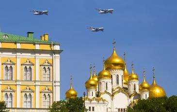 RF-78795 - Russia - Air Force Ilyushin Il-76 (all models)