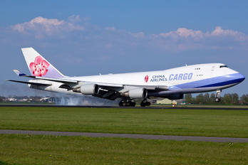 B-18723 - China Cargo Boeing 747-400F, ERF