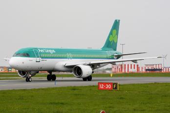 EI-DEK - Aer Lingus Airbus A320