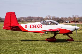 G-CGXR - Private Vans RV-9A