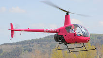 G-WADS - Whizzard Helicopters Robinson R22 aircraft