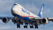 JA12KZ - Nippon Cargo Airlines Boeing 747-8F aircraft