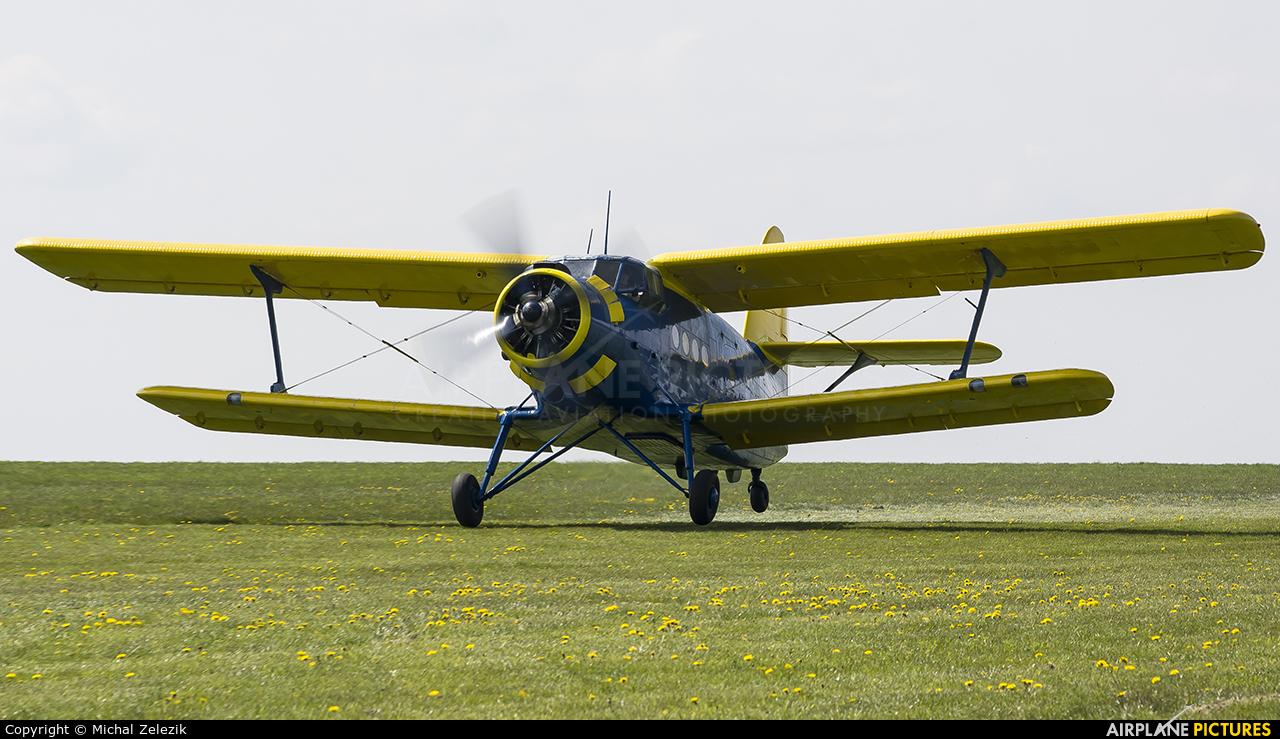 Aeroklub Częstochowski SP-AOU aircraft at Czestochowa - Rudniki