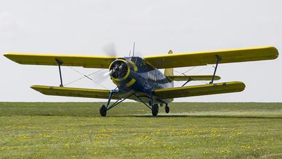 SP-AOU - Aeroklub Częstochowski Antonov An-2