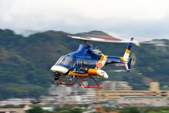 JA010Y - Nakanihon Air Service Bell 430