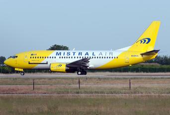 EI-DUS - Mistral Air Boeing 737-300