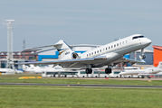 N616DC - Private Bombardier BD-700 Global Express aircraft
