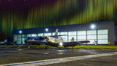 G-ARGG - Private de Havilland Canada DHC-1 Chipmunk