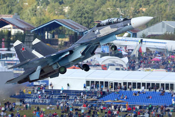 38 - Russia - Navy Sukhoi Su-30SM