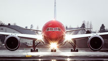 EI-LNH - Norwegian Air Shuttle Boeing 787-8 Dreamliner aircraft
