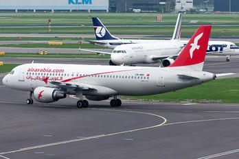 CN-NMH - Air Arabia Maroc Airbus A320