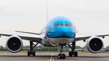 PH-BVO - KLM Boeing 777-300ER aircraft