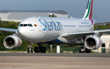 4R-ALR - SriLankan Airlines Airbus A330-300