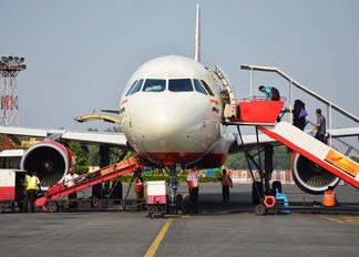VT-EDE - Air India Airbus A320