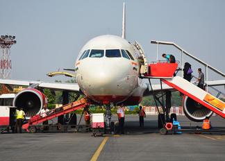 VT-EDE - Air India Airbus A320