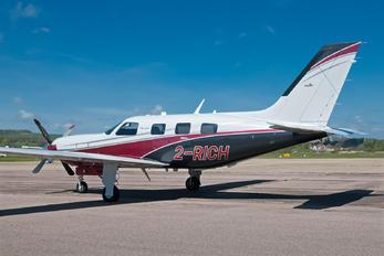 2-RICH - Private Piper PA-46 Malibu Meridian / Jetprop DLX