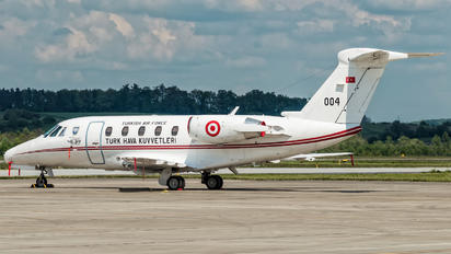 004 - Turkey - Air Force Cessna 650 Citation VII