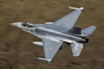 FA-133 - Belgium - Air Force General Dynamics F-16A Fighting Falcon