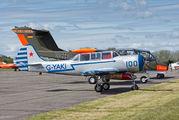 G-YAKI - Private Yakovlev Yak-52 aircraft
