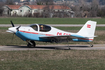 OE-CKE - Private Europa Aircraft Europa