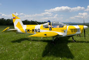 OM-MNQ - Aeroklub Svidník Zlín Aircraft Z-142 aircraft