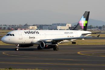 XA-VOQ - Volaris Airbus A319