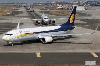 VT-JBS - Jet Airways Boeing 737-800