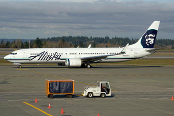 N433AS - Alaska Airlines Boeing 737-900ER