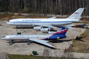 RA-85663 - Aeroflot Tupolev Tu-154M aircraft