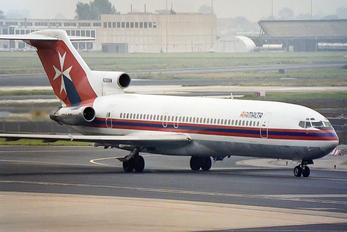 N2818W - Air Malta Boeing 727-200