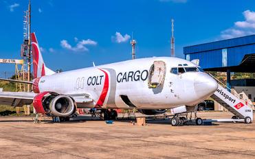 PR-IOY - Colt Cargo Boeing 737-400F