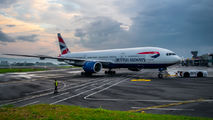 G-YMMR - British Airways Boeing 777-200 aircraft