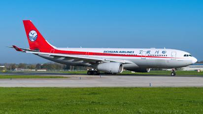 B-6518 - Sichuan Airlines  Airbus A330-200