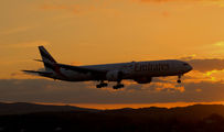 A6-EBK - Emirates Airlines Boeing 777-300ER aircraft