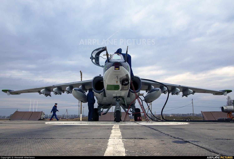 Russia - Air Force 21 aircraft at Primorsko-Akhtarsk