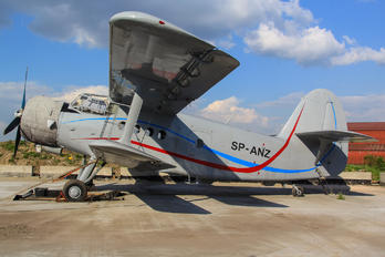 SP-ANZ - Aeroklub Krakowski Antonov An-2