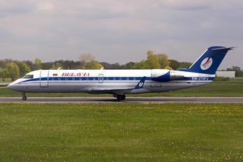 EW-276PJ - Belavia Canadair CL-600 CRJ-200
