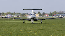 SP-THC - Private Pilatus PC-12 aircraft